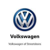 Volkswagen of Streetsboro logo