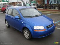 Picture of 2004 Chevrolet Aveo 5 Hatchback FWD, exterior, gallery_worthy