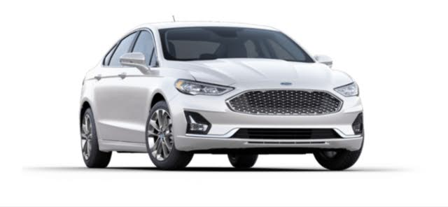 Picture of 2019 Ford Fusion Energi Titanium FWD, exterior, gallery_worthy