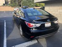 Picture of 2015 Hyundai Sonata Hybrid FWD, exterior, gallery_worthy