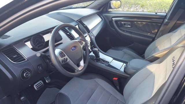 Picture of 2016 Ford Taurus SHO AWD, interior, gallery_worthy