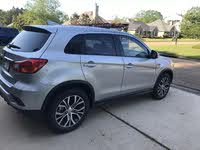 Picture of 2018 Mitsubishi Outlander Sport ES, exterior, gallery_worthy