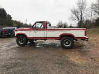 Picture of 1984 Ford F-250 XL Standard Cab 4WD LB HD, exterior, gallery_worthy