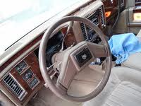 Picture of 1991 Cadillac Brougham RWD, interior, gallery_worthy