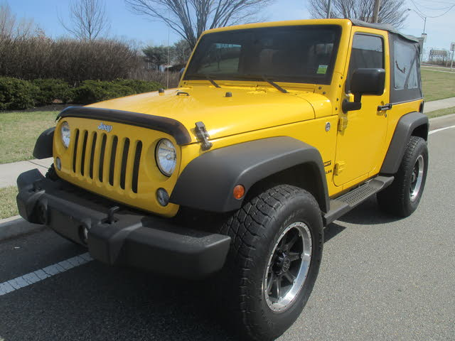 Picture of 2015 Jeep Wrangler Sport, gallery_worthy