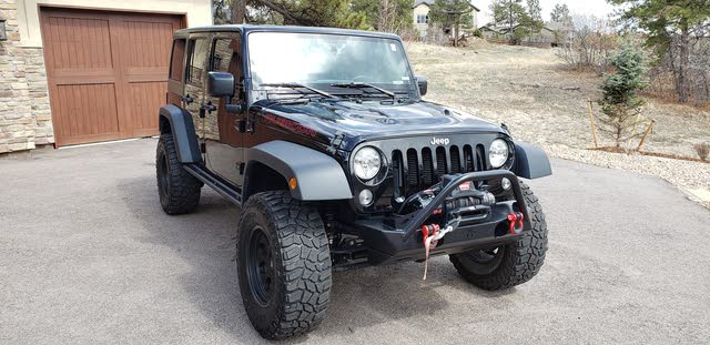 Picture of 2016 Jeep Wrangler Unlimited Rubicon Hard Rock 4WD, gallery_worthy