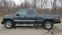 Picture of 2003 GMC Sierra 2500HD SLE 4WD Crew Cab SB HD, exterior, gallery_worthy