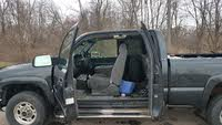 Picture of 2003 GMC Sierra 2500HD SLE 4WD Crew Cab SB HD, interior, gallery_worthy