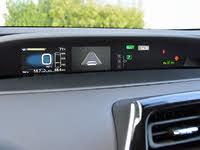 2019 Toyota Prius XLE AWD-e instrumentation, interior, gallery_worthy