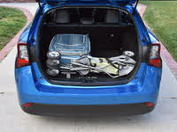 2019 Toyota Prius XLE AWD-e luggage space, interior, gallery_worthy