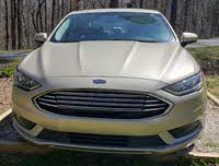 Picture of 2017 Ford Fusion Hybrid S FWD, exterior, gallery_worthy