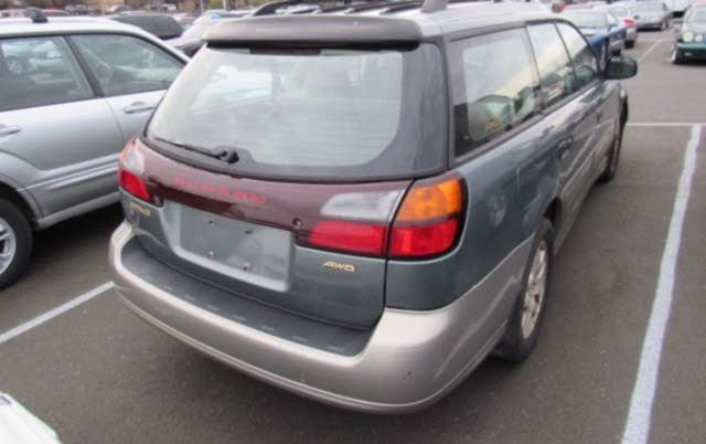 Picture of 2001 Subaru Outback Limited