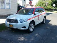 Picture of 2010 Toyota Highlander Hybrid Base, exterior, gallery_worthy
