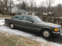 Picture of 1986 Mercedes-Benz 560-Class 560SEL Sedan, exterior, gallery_worthy
