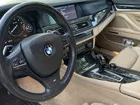 Picture of 2012 BMW 5 Series 550i Sedan RWD, interior, gallery_worthy