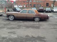 Picture of 1979 Cadillac DeVille Phaeton, exterior, gallery_worthy