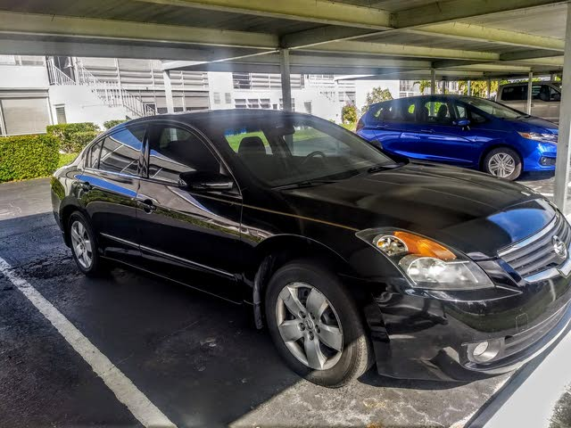 Picture of 2007 Nissan Altima 2.5 SL