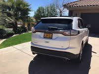 Picture of 2018 Ford Edge Titanium AWD, exterior, gallery_worthy