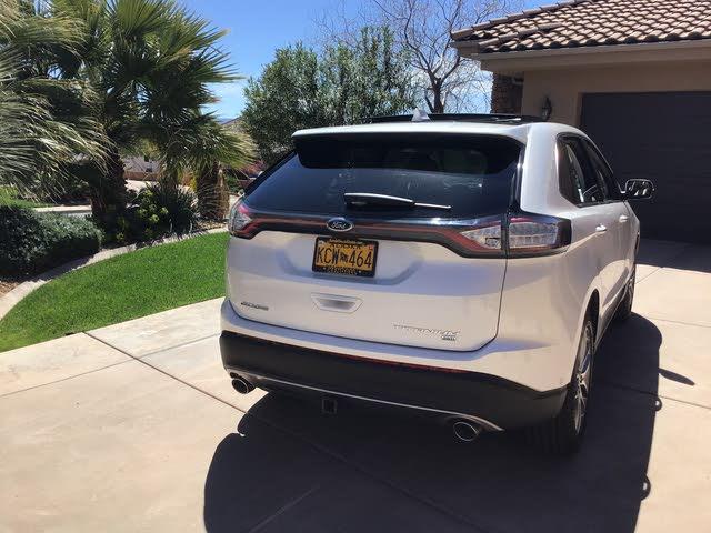 Foto de un 2018 Ford Edge Titanium AWD