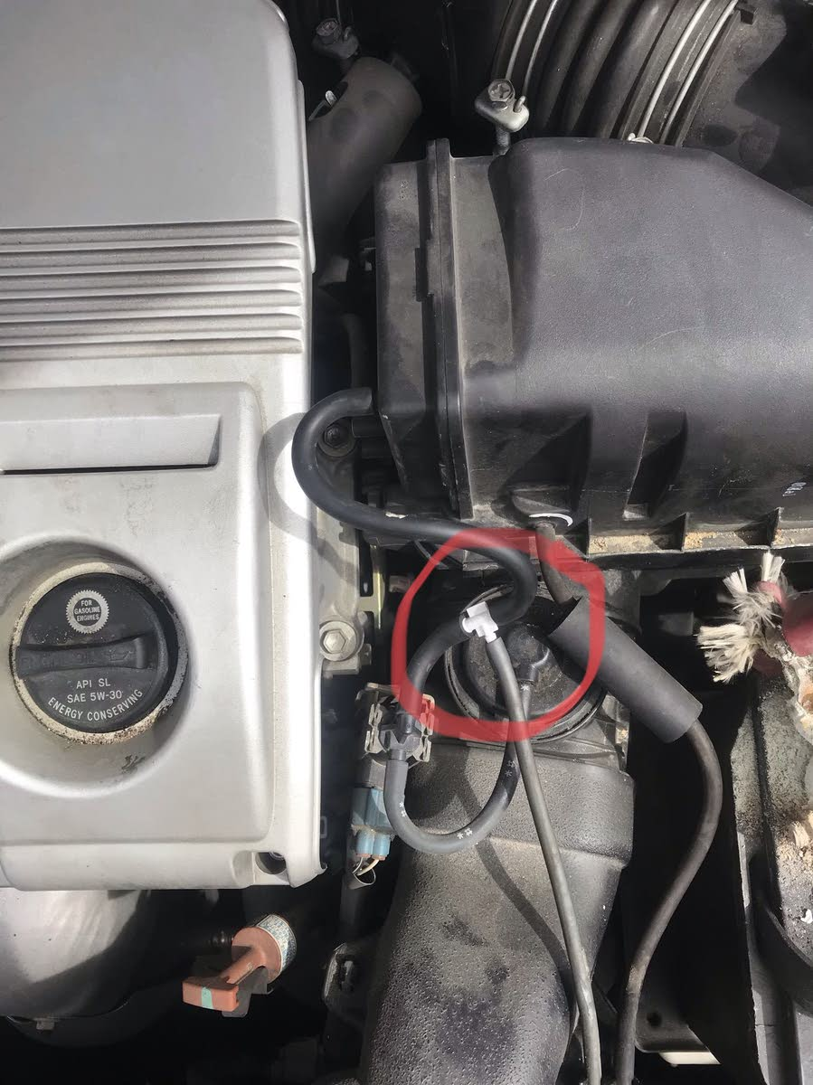 Toyota Camry Questions My 2003 Toyota Camry Starts But Wont Stay Running Cargurus