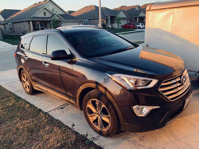 Picture of 2016 Hyundai Santa Fe SE FWD, exterior, gallery_worthy