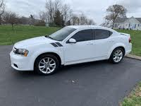 Picture of 2014 Dodge Avenger V6 SE FWD, exterior, gallery_worthy