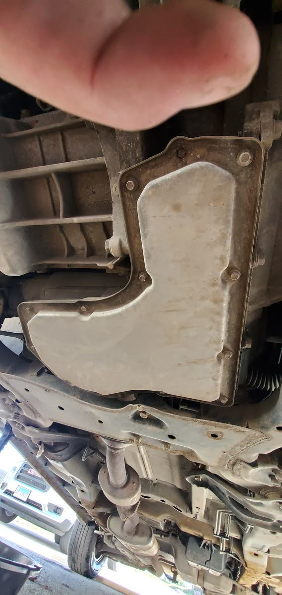 2009 saturn vue transmission issues