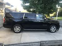 Picture of 2017 Chevrolet Suburban 1500 Premier 4WD, exterior, gallery_worthy