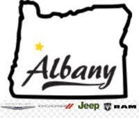 Albany Chrysler Dodge Jeep RAM logo