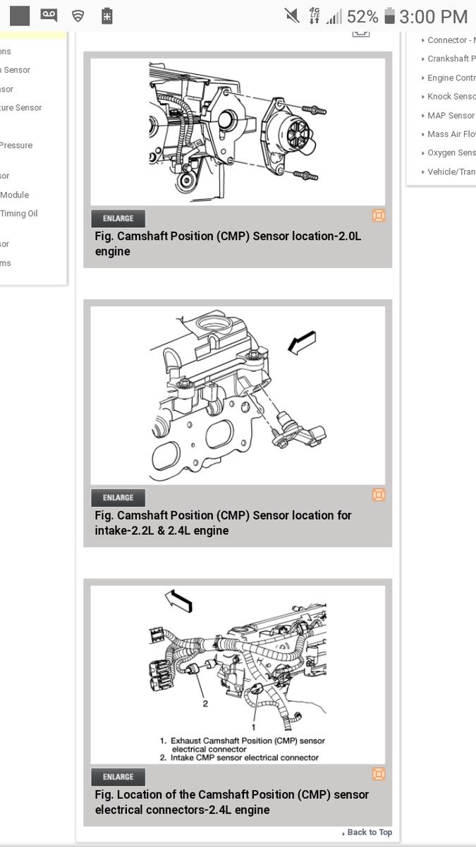 Maintenance & Repair Questions - 2006 Chevy Cobalt LS my