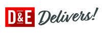 D & E Mitsubishi logo