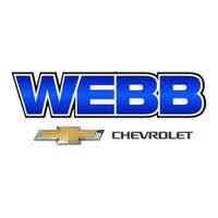 Webb Chevrolet Plainfield logo