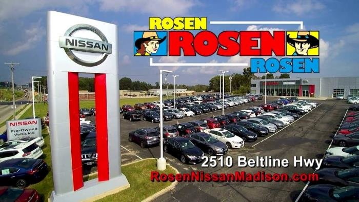 Used Cars For Sale Madison Wi >> Rosen Nissan of Madison - Madison, WI: Read Consumer reviews, Browse Used and New Cars for Sale