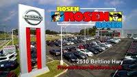 Rosen Nissan of Madison logo