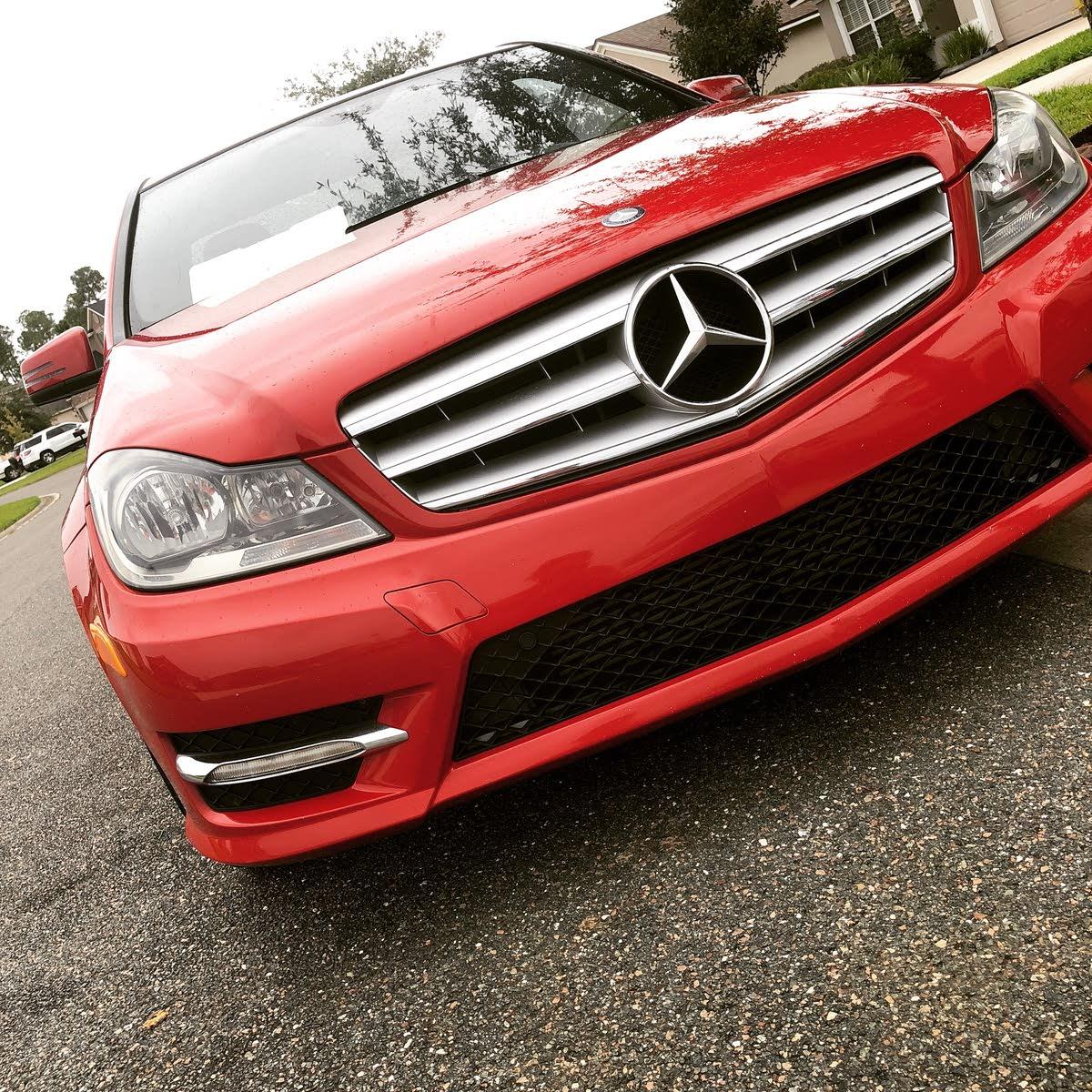 Mercedes-Benz C-Class Questions - Random rough idle/vibration