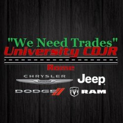Chattanooga Ford Dealers >> University Chrysler Dodge Jeep Ram of Rome - Rome, GA ...
