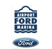 Airport Marina Ford logo