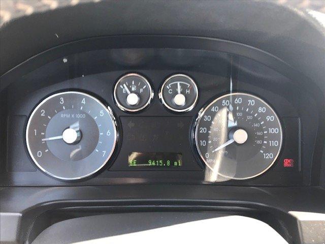 Picture of 2008 Mercury Milan V6 Premier, interior, gallery_worthy