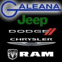 Galeana Chrysler Dodge Jeep Ram FIAT logo