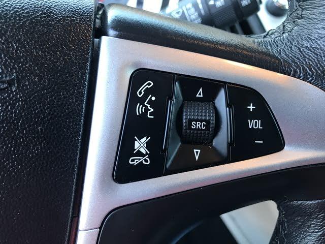 2017 Chevrolet Equinox Interior Pictures Cargurus