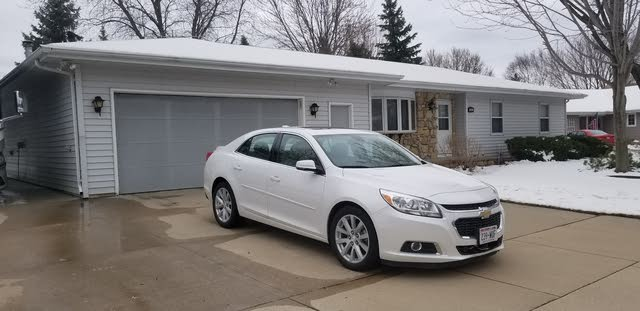 Picture of 2015 Chevrolet Malibu 3LT FWD, exterior, gallery_worthy