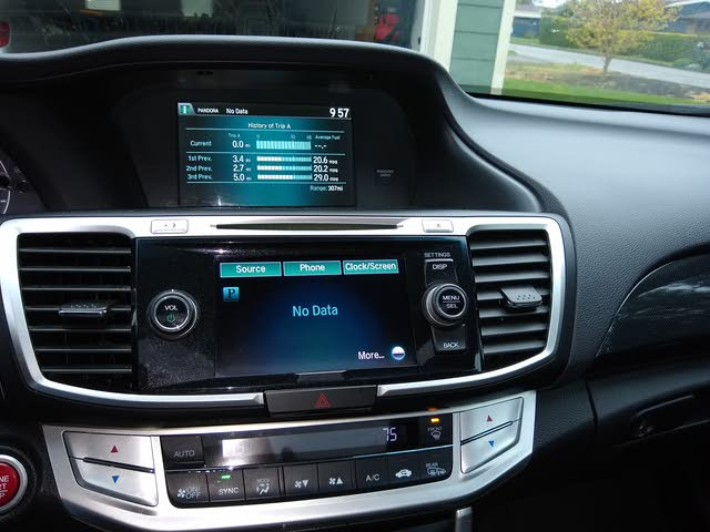 2013 Honda Accord Coupe Interior Pictures Cargurus