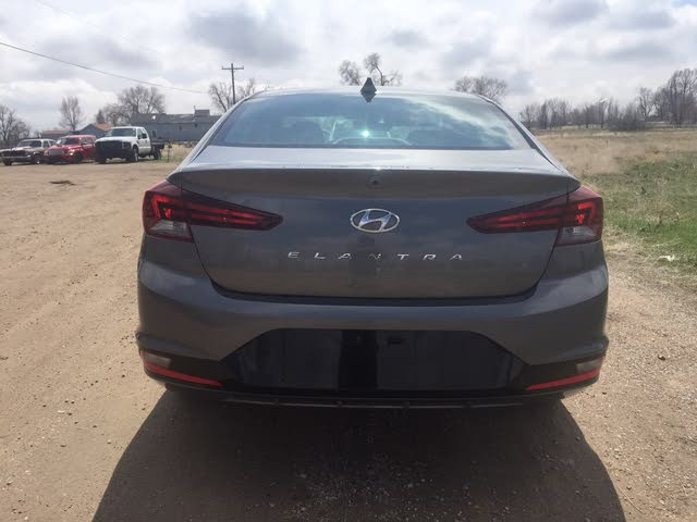 Picture of 2019 Hyundai Elantra Value Edition Sedan FWD
