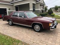 Picture of 1986 Mercury Grand Marquis LS Sedan RWD, exterior, gallery_worthy