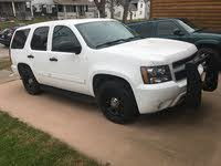 Picture of 2014 Chevrolet Tahoe Police RWD, exterior, gallery_worthy