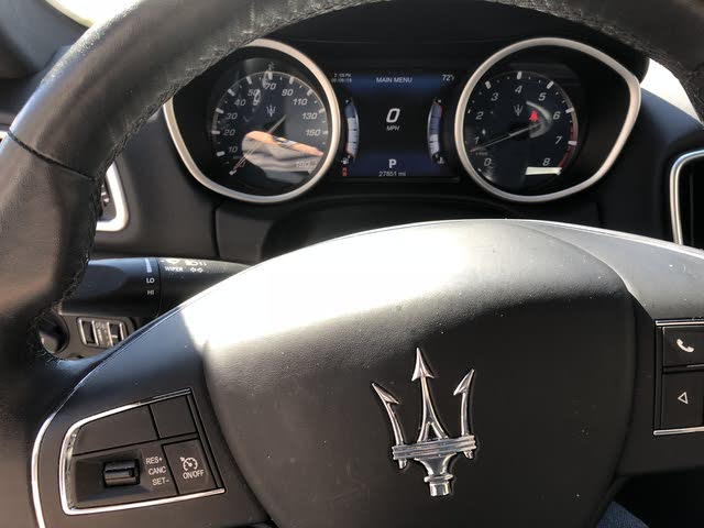 Picture of 2017 Maserati Ghibli S 3.0L, interior, gallery_worthy