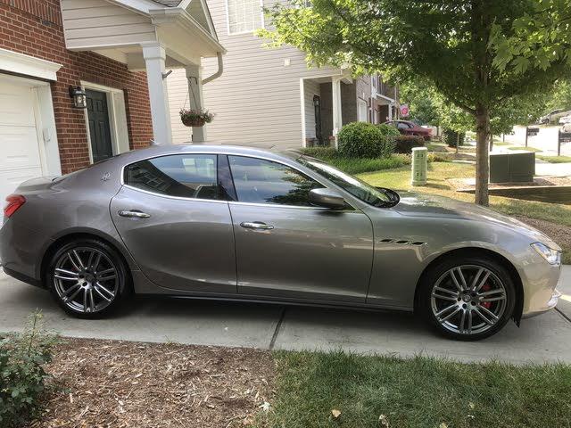 Foto de un 2017 Maserati Ghibli S 3.0L