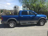 Picture of 2011 Ram 1500 Outdoorsman Crew Cab 4WD, exterior, gallery_worthy