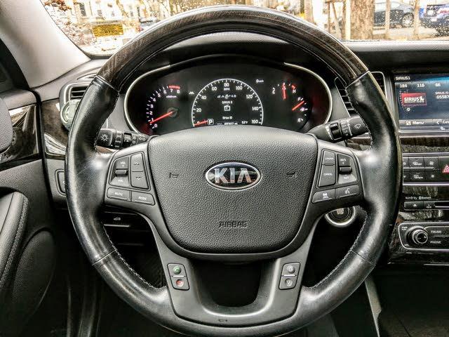 Picture of 2014 Kia Cadenza Limited, interior, gallery_worthy