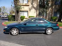 1997 Acura CL Overview